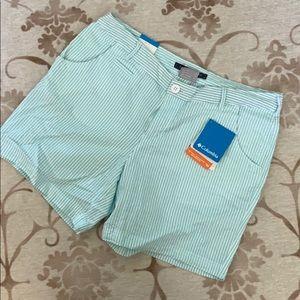 Columbia Super Bonehead Seersucker Shorts